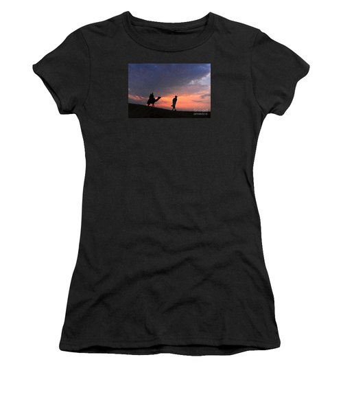 Jaisalmer Desert Festival-6 Women's T-Shirt (Athletic Fit)