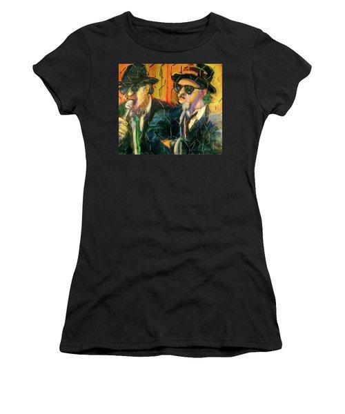Jake And Elwood Women's T-Shirt