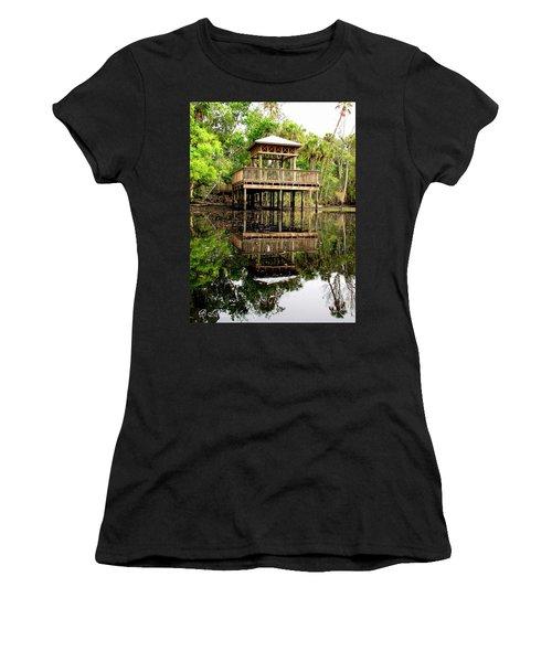 James E Grey Fishing Pier Women's T-Shirt