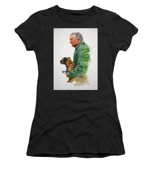 James Herriot And Bodie Women's T-Shirt