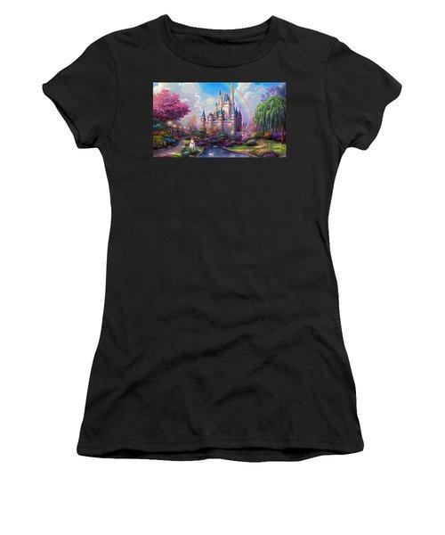 Jana Women's T-Shirt (Athletic Fit)
