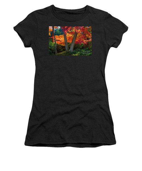 Japanese Garden Grove Women's T-Shirt
