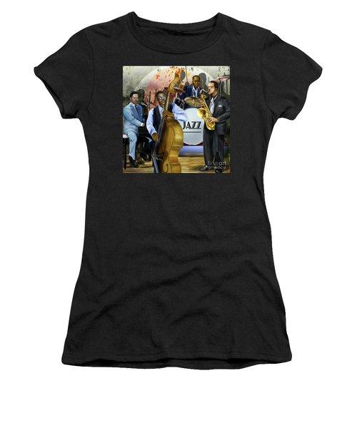 Jazz Jazz Jazz Women's T-Shirt