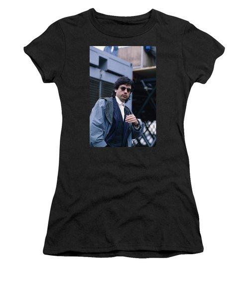 Jean Michel Jarre Women's T-Shirt (Athletic Fit)
