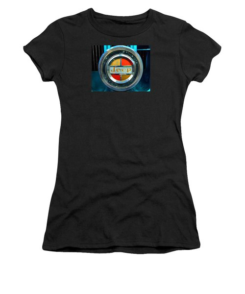 Jeep Logo 192 Women's T-Shirt (Athletic Fit)