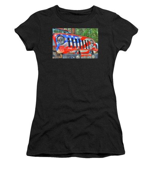 Jeep Usa Women's T-Shirt