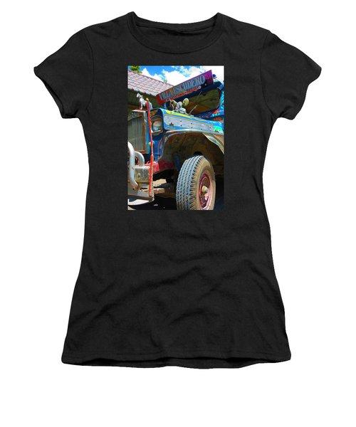Jeepney Women's T-Shirt