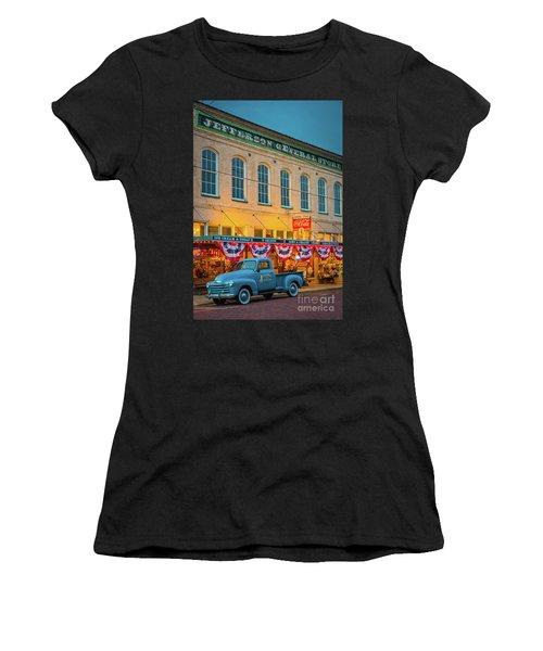 Jefferson General Store Women's T-Shirt
