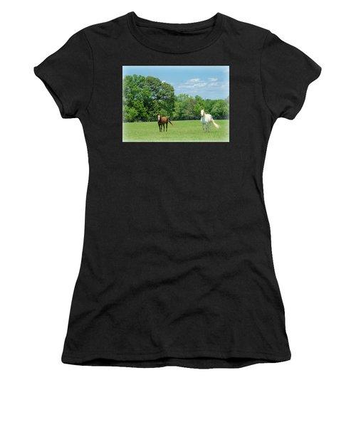 Jefferson Landing Series No. 3 Women's T-Shirt (Athletic Fit)