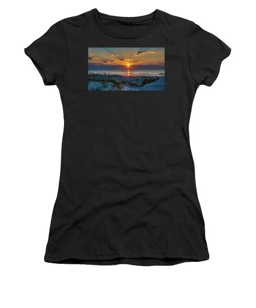 Jekyll Island Sunrise Women's T-Shirt