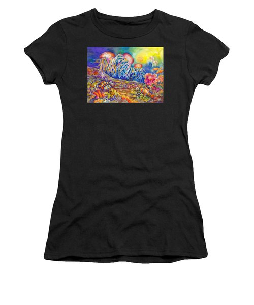 Jellies Women's T-Shirt (Athletic Fit)