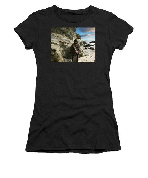 Jesus Christ- I Have Heard Your Prayer And Seen Your Tears I Will Heal You Women's T-Shirt