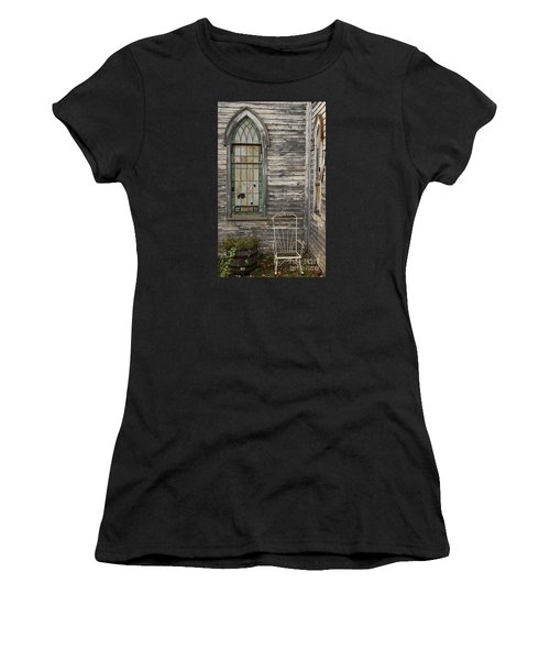 Jesus Has Left The Building Women's T-Shirt
