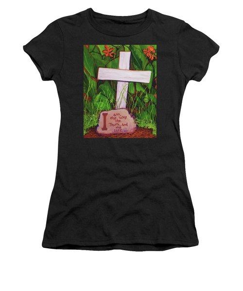 Garden Wisdom, The Way Women's T-Shirt
