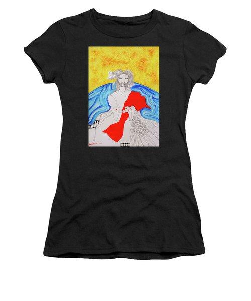 Jesus Messiah Second Coming Women's T-Shirt