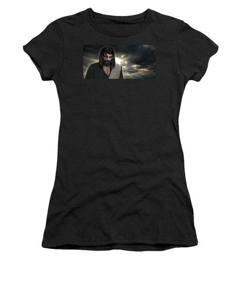 Jesus- Will You Hear Me Shout Come Up Women's T-Shirt