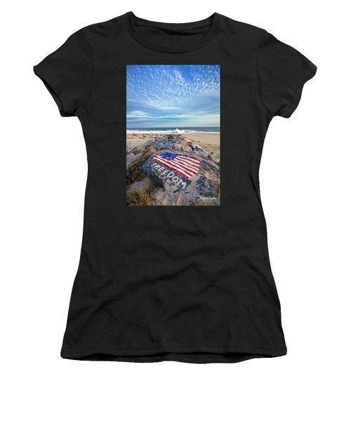 Jetty Four Beach Women's T-Shirt