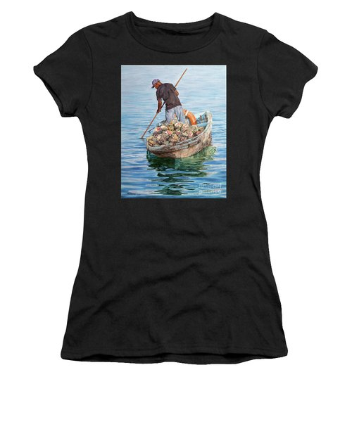 Jewels Of The Sea Women's T-Shirt
