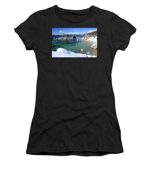 Jewels Of Winter Women's T-Shirt