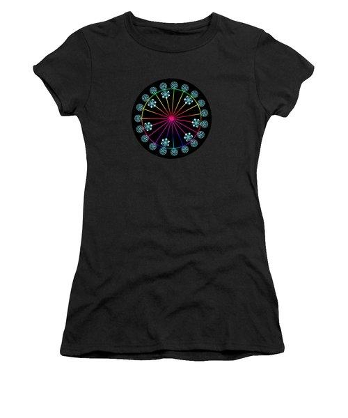 Jewish Calendar Women's T-Shirt (Athletic Fit)