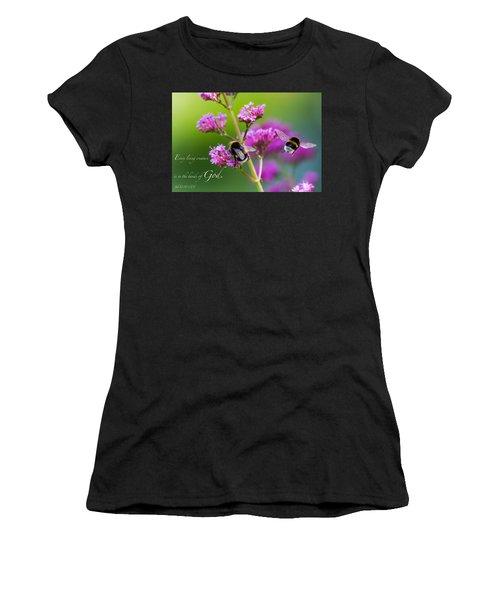 Job 12 10 Women's T-Shirt