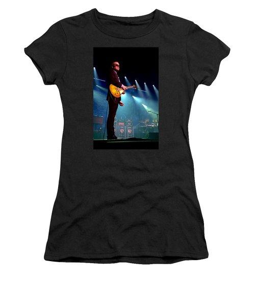 Joe Bonamassa 2 Women's T-Shirt (Athletic Fit)