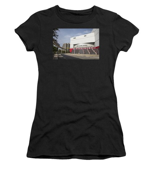 Joe Louis Arena  Women's T-Shirt