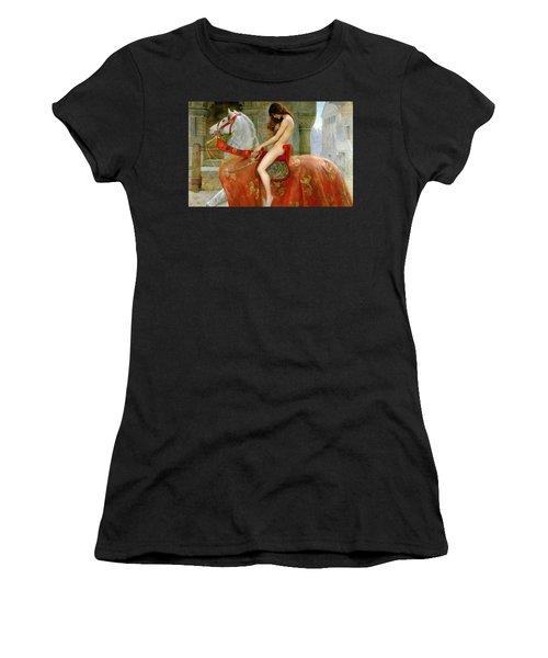 Lady Godiva Women's T-Shirt