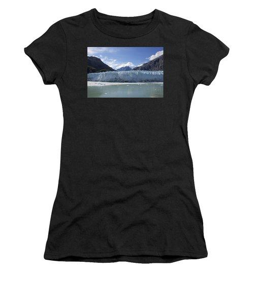 John Hopkins Glacier 14 Women's T-Shirt (Athletic Fit)