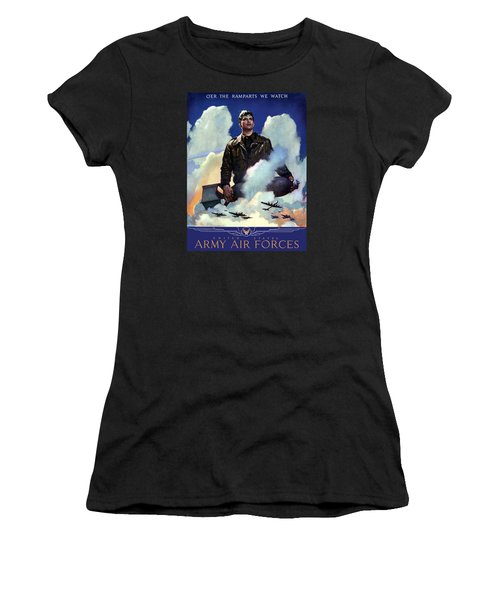 Join The Army Air Forces Women's T-Shirt