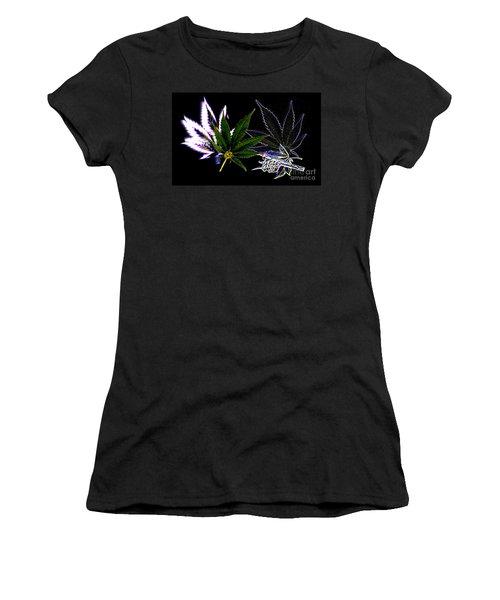 Joint Venture Women's T-Shirt (Junior Cut) by Jacqueline Lloyd