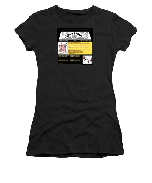 Real Fake News Muleicorn Jokes Women's T-Shirt