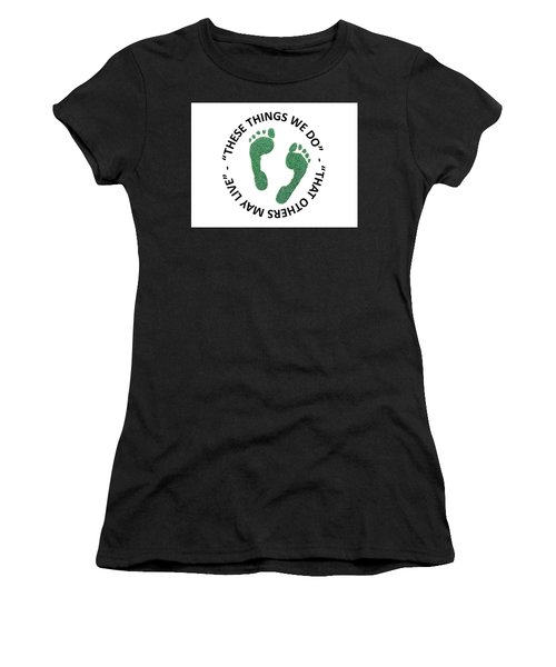 Jolly Green Women's T-Shirt (Athletic Fit)