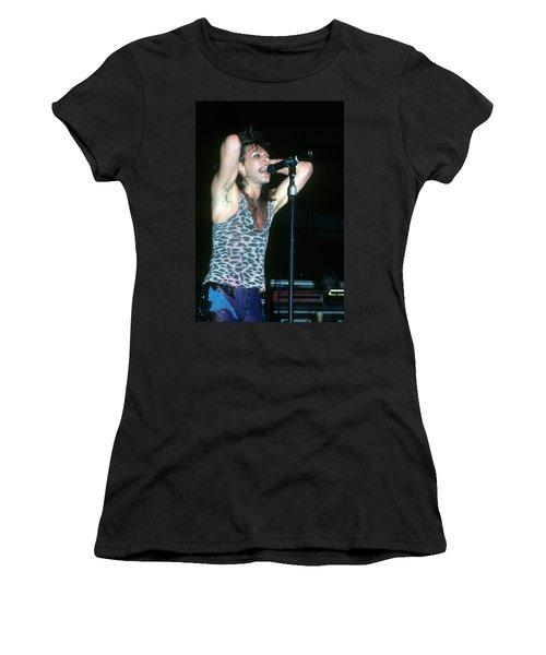 Jon Bon Jovi Women's T-Shirt