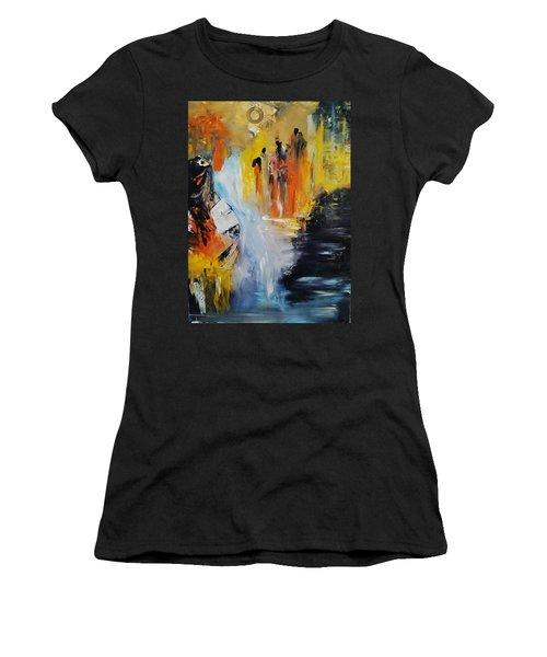 Jordan River Women's T-Shirt (Athletic Fit)