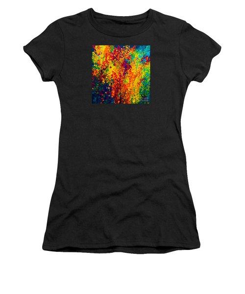 Joseph's Coat Trees Women's T-Shirt (Athletic Fit)