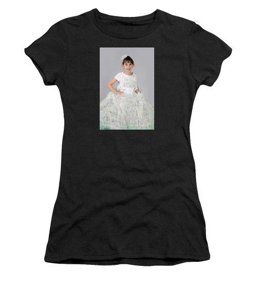 Josette In Dryer Sheet Dress Women's T-Shirt