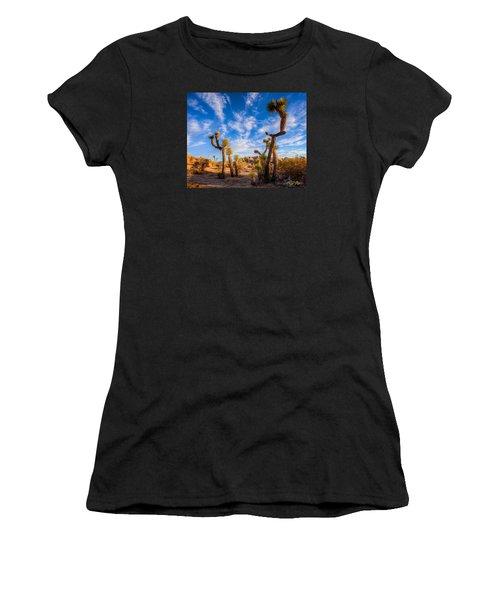 Joshua Tree Dawn Women's T-Shirt