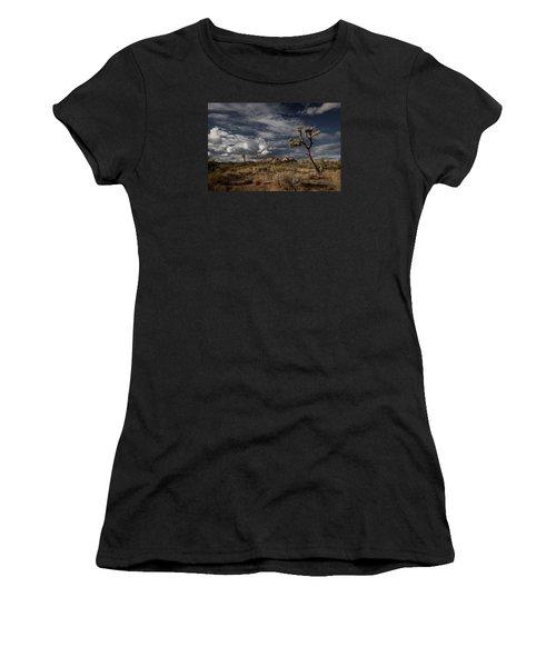 Joshua Tree Fantasy Women's T-Shirt (Athletic Fit)