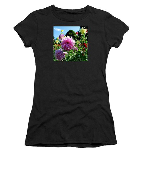 Joy Is In The Air  Women's T-Shirt (Athletic Fit)