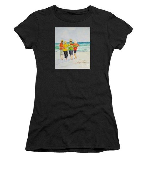 Joy, Phil. 4.1 Women's T-Shirt (Athletic Fit)
