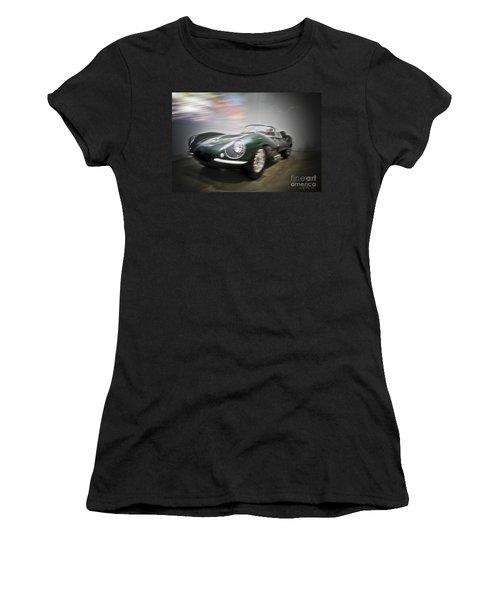 Joy Ride Women's T-Shirt (Athletic Fit)