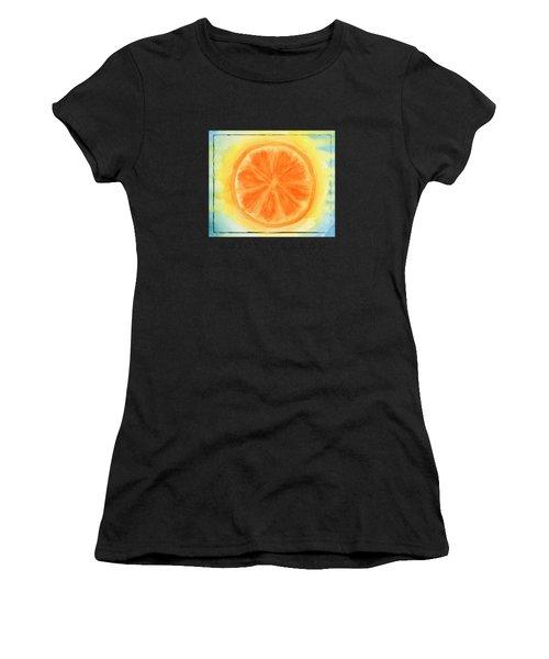 Juicy Orange Women's T-Shirt (Athletic Fit)