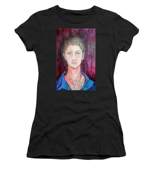 Julie Self Portrait Women's T-Shirt