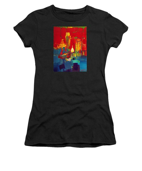 July Women's T-Shirt (Athletic Fit)