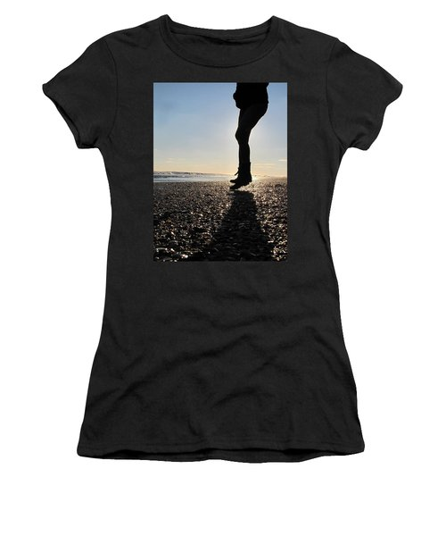 Jumping In The Sand Women's T-Shirt