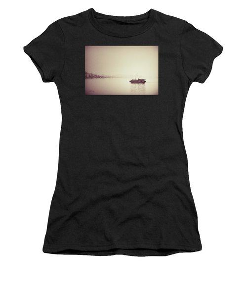 Junk Women's T-Shirt (Junior Cut) by Joseph Westrupp