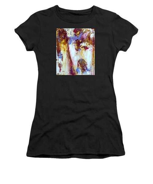 Just Breathe Women's T-Shirt (Athletic Fit)