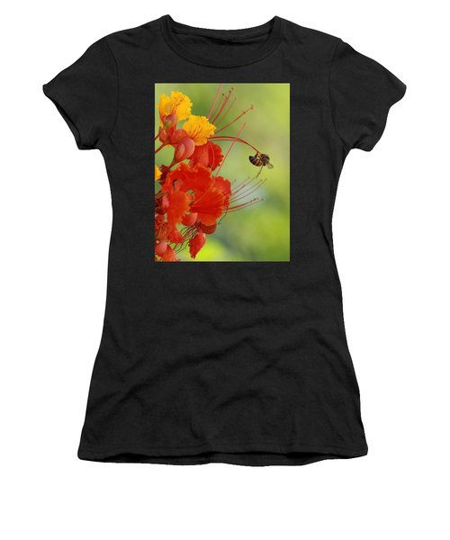 Just Hanging Around Women's T-Shirt (Athletic Fit)