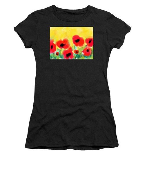 Just Poppies Women's T-Shirt